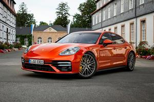2021 Porsche Panamera Turbo Review: Sedan Sensation