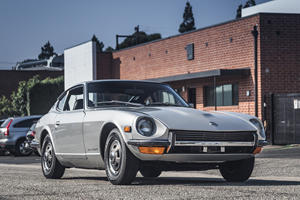 1972 Datsun 240Z First Drive Review: Better Late Than Never