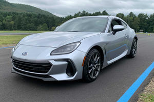 2022 Subaru BRZ Test Drive Review: All Of The Thrill, None Of The Danger