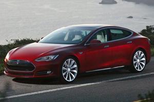 Tesla Model S Outsells German Rivals