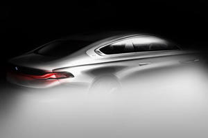 BMW Previews Gran Lusso Concept