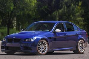 BMW M3 by Vivid Racing