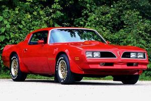 Screen Cars: Pontiac Trans Am