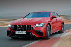 2023 Mercedes-AMG GT 63 S E Performance First Look Review: Big In Every Way