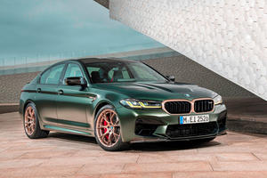 2022 BMW M5 CS Review: The M Recipe Perfected