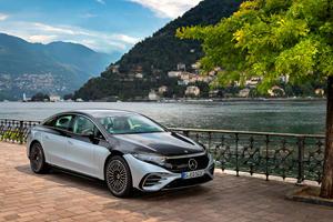 Mercedes-Benz EQS Sedan