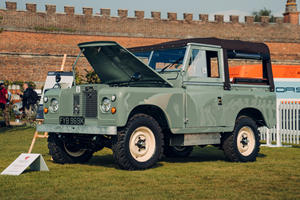 Classic Land Rover Series IIA Converted Into Luxury Electric Off-Roader