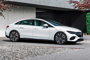 2023 Mercedes-Benz EQE First Look Review: The Electric E-Class