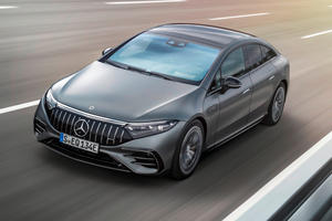 2022 Mercedes-AMG EQS First Look Review: An AMG Like We've Never Seen Before