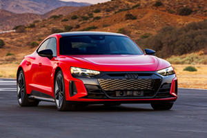 2022 Audi RS e-tron GT Review: The Future Of Audi Performance