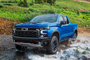 2022 Chevrolet Silverado 1500 First Look Review: Back In Business