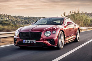 2022 Bentley Continental GT Speed First Drive Review: Iron Fist In A Velvet Glove