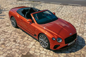 2022 Bentley Continental GT Speed Convertible First Drive Review: A Michelin-Star Feast For The Senses