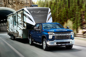 2023 Chevy Silverado HD Will Be A Power And Torque Monster