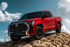 2022 Toyota Tundra Lands With Powerful Turbo V6 And Tech-Filled Interior