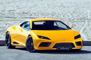 Report: Lotus Delays Elan Until 2016