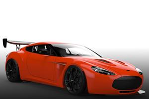 Race-Spec Aston Martin V12 Zagato