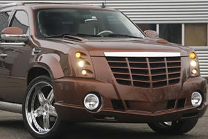 Fab Design Unveils Tuned Cadillac Escalade
