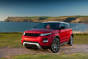 First Look: Land Rover Range Rover Evoque
