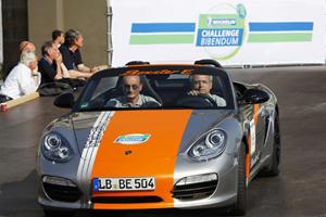 Porsche Boxter E Specifications