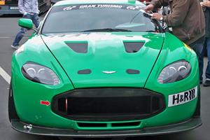 Aston Martin V12 Zagato Debuts At The Nurburgring