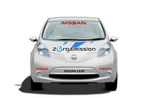 Nissan Leaf To Take On Pike's Peak