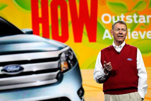 Ford's Mulally Wants A National Fuel Standard
