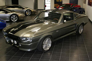 Screen Cars: Shelby GT500