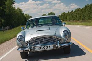Screen Cars: Aston Martin DB5