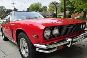 Unique of the Week: 1976 Jensen Interceptor Coupe