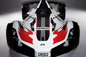 GRID 2: Mono Edition Comes with Car