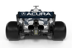 Acura Returns To F1 After 15 Years