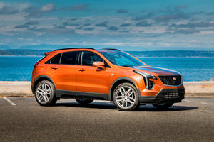 2022 Cadillac XT4 Gets New Comfort And Convenience Packages
