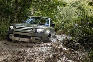 Land Rover Defender Hybrid Confirmed For USA