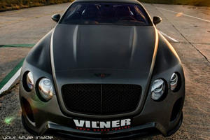 Bentley Continental GT Sexed Up by Vilner