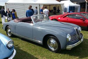 Celebrating Pininfarina in the UK