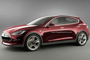 Could the Next Tesla Look Like This?