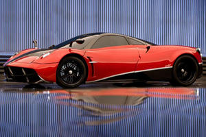 Huayra to be Autobot or Decepticon?