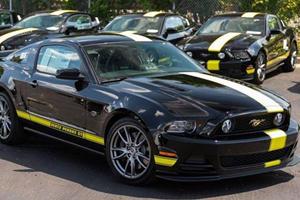 Hertz and Penske Create New Rental Mustang