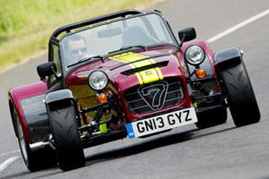 Caterham 620R is Most Potent 7 Yet
