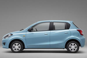 Datsun Returns - as a Wimpy Hatch City Car