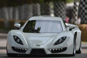 Meet the Sin R1, a Corvette V8-Powered Mystery
