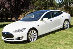 The Birthplace of the Tesla Model S