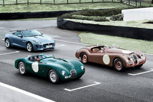 Coventry Transport Museum Helps Pay Tribute To Jaguar