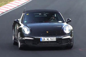 Are We Spying A 911 Targa Or A Cabriolet?