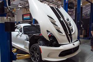 Vivid Racing Shows Off Its New SRT Viper