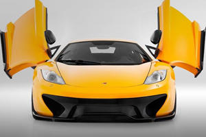 McLaren MP4-VX Comes Courtesy of Vorsteiner