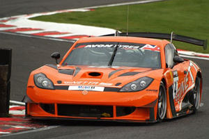 GT3 Driver Struck by Door at 140 mph Takes it Like a Boss