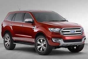 Australia Gets a Ranger-Based SUV Concept
