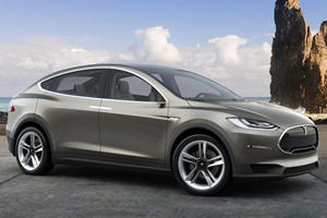Tesla Wants to Ditch Side Mirrors